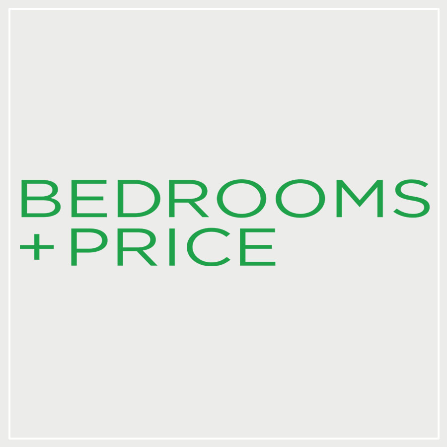 Bedrooms and Price